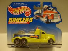 1998 Hot Wheels Haulers Wired Cable Truck Diecast C38-20