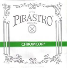 1 set  Pirastro chromcor violin string set 4/4 Steel Ball E
