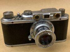 FEDKA fed-1 (A) Soviet 1930s Vintage Camera w/ 50mm f/3.5 lens #3667 Very Rare