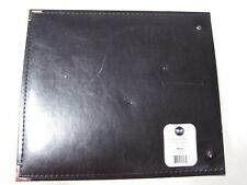 We R Memory Keepers Classic Leather 3-Ring Album 8.5 x 11in Black with 43 pages