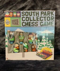 South Park Collector Chess Game 2004 Brand NEW Sealed