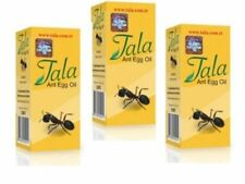 3 PACKS x Original 20ml Tala Ant Egg Oil Permanent Hair Removal 3 x 20 ml