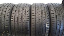 4x Summer Tyres Pirelli Pzero 265/40/21 295/35/21 R21 N0 Macan