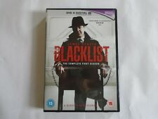 The Blacklist - The Complete First Season 1 DVD New *Unsealed* B2/B3