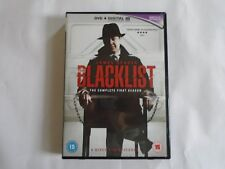 The Blacklist first season DVD  new but unsealed 40/41