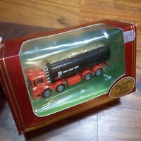 EFE Commercials 1/76 'OO' Scale AEC Ergo 4XL Tanker - Midland Red - 13801 Boxed