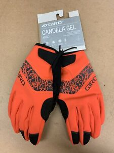 Giro Candela Gel Women's Winter Cycling Gloves Size Small New with Tags