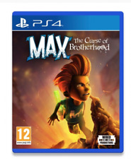 Max The Curse Of The Brotherhood  (Playstation 4)