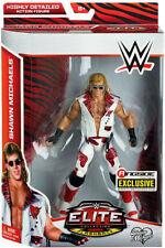 WWE Mattel Elite Shawn Michaels HBK Ringside Exclusive figure moc WWF TNA