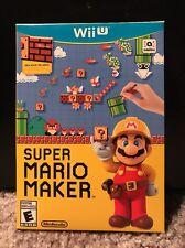Super Mario Maker Bundle (Nintendo Wii U, 2015)