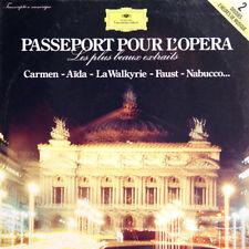 PASSEPORT POUR L' OPERA Les Plus Beaux.. GER Press 2 LP