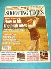 SHOOTING TIMES - FABARM XLR5 SEMI-AUTO - DEC 2 2009