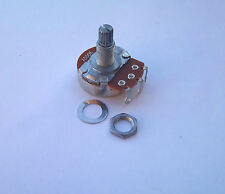 A500k pot long pour guitare Gibson Les Paul Ton & Volume 500 000 Potentiomètre Log