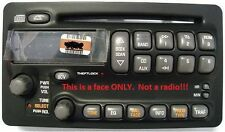 Pontiac CD radio FACE. Have worn buttons? Solve it with this new OEM part