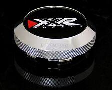 Xxr 527 530 531 535 chrome moyen emblème centre bouchon central jante roue en alliage Z2055
