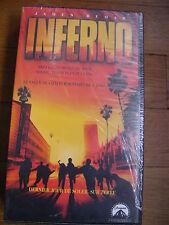 Inferno de Ian Barry, VHS Paramount, Action, NEUF!!!