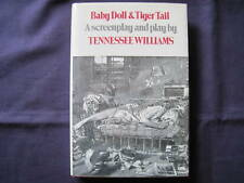 Tennessee Williams Baby Doll SIGNED BY CARROLL BAKER