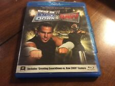 Wwe Best Of Smackdown Vs Raw Blu-ray Exclusive W 2009 Ps3 Game Collector Edition