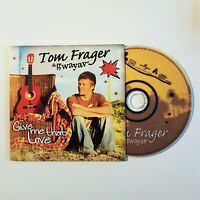 TOM FRAGER & GWAYAV' : GIVE ME THAT LOVE ♦ CD Single Promo ♦