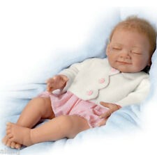 Ashton Drake Doll Night Night Gracie Weighted Posable baby Boy