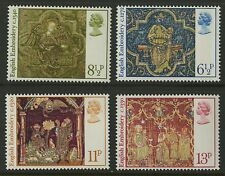 Great Britain   1976   Scott # 798-801    Mint Never Hinged Set
