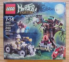 New Lego Monster Fighters THE WEREWOLF 9463 Factory Sealed C-10 Mint MIMB