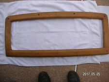 1952 1953 Ford Woody 79 40902 B rear window moulding   NOS     my#1099RD