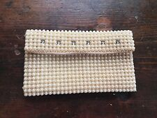 Lovely Vintage Pearl Evening Purse