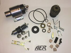 Case 680CK 700 730 800 830 930 Diesel Delco 1113634 Starter Rebuild Repair Kit