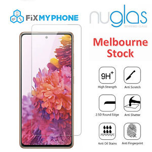 NUGLAS Tempered Glass Screen Protector Samsung Galaxy Note 10 Lite