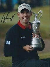 Golf H Certified Original Sports Autographs