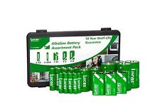 Lucas Assortment Pack in a Water Resistant Box (Perfect Hurricane Battery Kit)