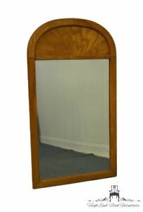 """BASSETT FURNITURE Country French 27"""" Arched Dresser / Wall Mirror 2050-231 - ..."""