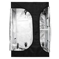 35x24x53 100%Reflective Mylar Upgraded Grow Tent 2-in-1 Hydroponics Indoor Room