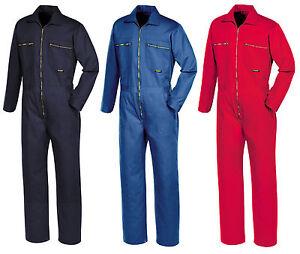Texxor Overall Arbeitskombi Blaumann Rallyekombi Arbeitskleidung  Workwear