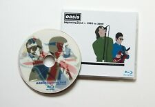 OASIS ~ beginning2end 1993 to 2009 ~ live Region Free Blu-Ray