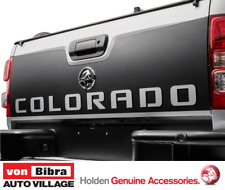Brand New Genuine Holden Colorado Tailgate Decal *Free Shipping*