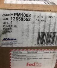 New Genuine GM 12658552 High pressure Fuel Pump Assembly Traverse Arcadia 3.6L