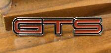 GTS HOLDEN MONARO CAR METAL BADGE lapel tie pin hat