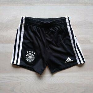 Germany Team Home Football Shorts 2020-2021 Adidas FS7594 Kids Size 4-5YRS