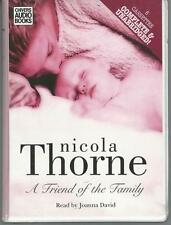 A Friend of the Family by Nicola Thorne read by Joanna David Audio Book