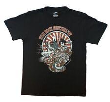 FUJI ROCK Festival 2007 T Shirt XL Beastie Boys Muse Cure Iggy Pop
