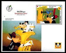 St Vincent 1794, Mnh, Walt Disney characters, Symphony Hour. x14579