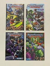 Transformers Armada Product Catalog / Mini-Comic Set of 4! 2002 Hasbro/Dreamwave