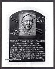 Eddie Collins  ATHLETICS A's  UNSIGNED  7-3/8 x 9-7/8  LEBEL'S  STAFF PHOTO #13