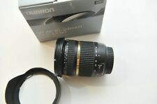 Canon Tamron SP AF 10-24mm f/3.5-4.5 di II Zoom Lens for APS-C 50D 80 70 77 7D