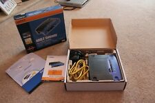 Linksys AG241 ADSL 2 Gateway with 4 Port Switch ADSL Netzwerk Modem