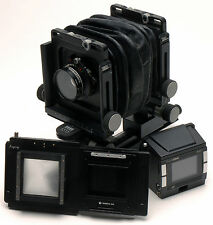 Movable Adapter for Mamiya 645 Back to Arca Swiss 6x9