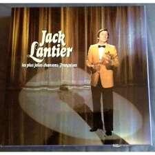 """""""Jack LANTIER - Les plus jolies chansons françaises """" Vinyles"""