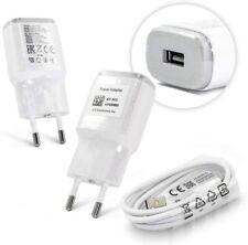 Cargador LG 1,2A + Cable Micro USB Blanco